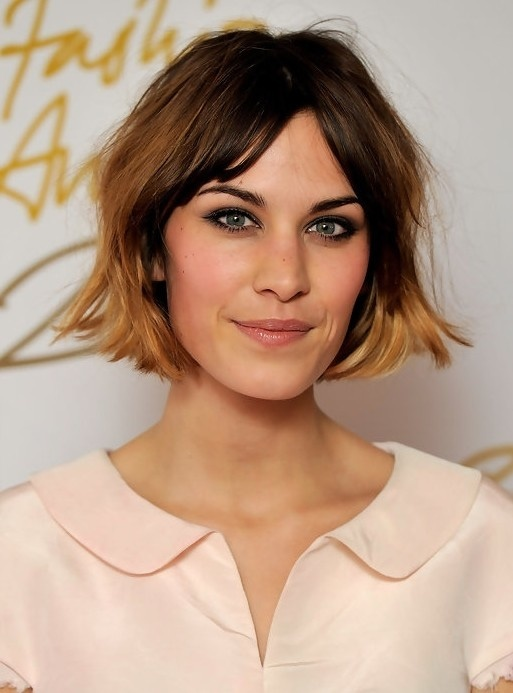 22 sexy and flattering short hairstyles