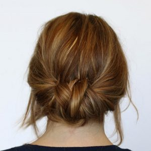 7 ideas for cute updos that you can do yourself (including step-by-step guides)