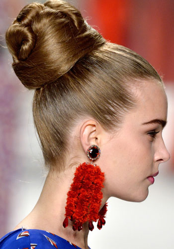 Pleasing Bun Hairstyles Haircuts Hairdos Careforhair Co Uk Hairstyle Inspiration Daily Dogsangcom