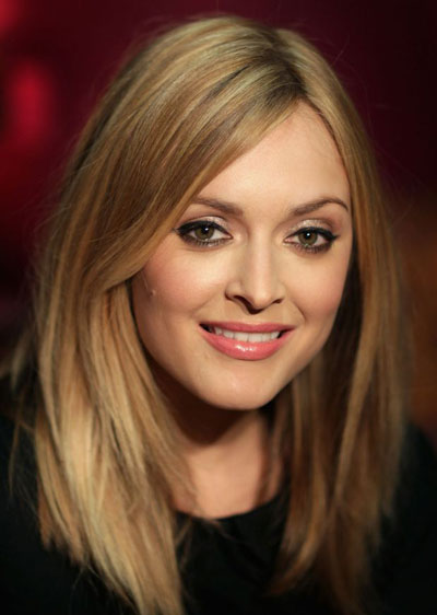 Fearne Cotton's Lovely Straight Medium Hairstyle