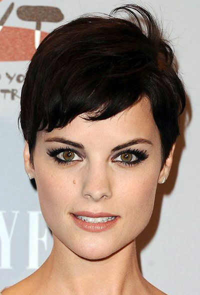 Jaimie Alexander Haircut | Tomboy Hairstyles Haircuts Hairdos Careforhair Co Uk