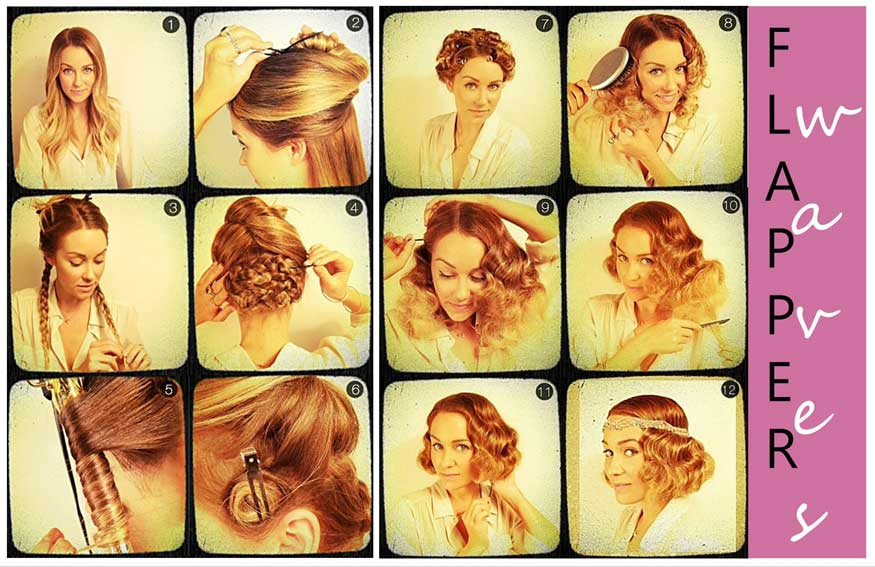 Lauren Conrad's Retro Hairstyle Tutorial