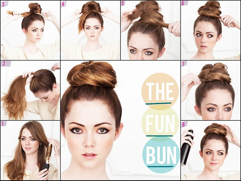 Excellent Formal Hairstyle Tutorials We Are Crushing On Right Now Short Hairstyles Gunalazisus