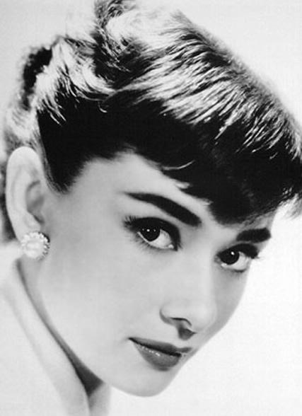 Audrey Hepburn Hair Pixie