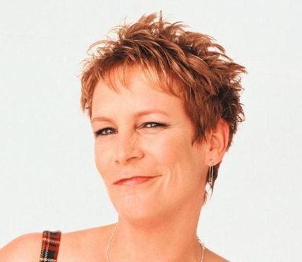 Jamie Lee Curtis's Short Straight Brown Hair In Mature Hairstyle