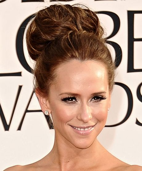 Jennifer Love Hewitt Wedding Updo
