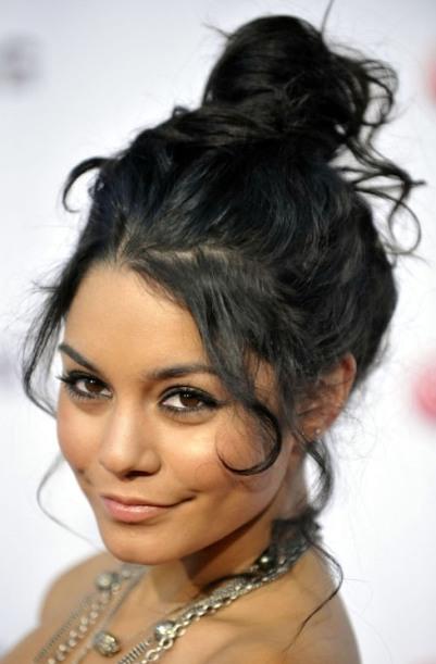 Phenomenal Vanessa Hudgens Hairstyles Careforhair Co Uk Hairstyle Inspiration Daily Dogsangcom